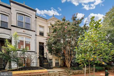 Washington DC Townhouse For Sale: $815,000