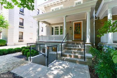 Washington DC Multi Family Home For Sale: $3,100,000