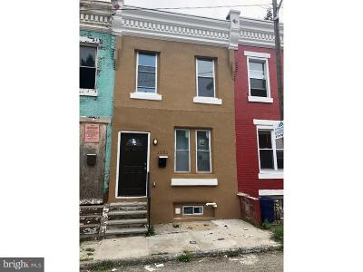 Philadelphia County Townhouse For Sale: 1321 N Myrtlewood Street