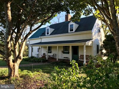 Louisa County Farm For Sale: 3095 Crewsville Road