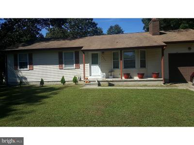 Vineland Single Family Home For Sale: 2620 Brunetta Drive