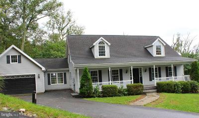 Single Family Home For Sale: 215 Thrush Lane