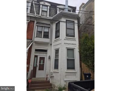 Wilmington Townhouse For Sale: 812 W 8th Street