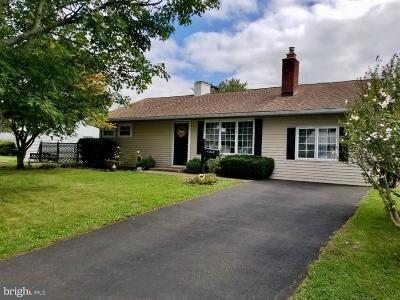 Bucks County Single Family Home For Sale: 730 Auburn Road