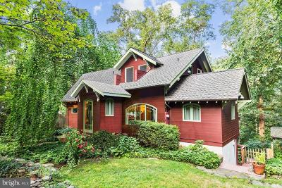 Bethesda Single Family Home For Sale: 6017 Broad Street