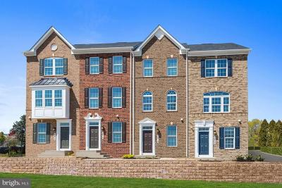 Hyattsville Townhouse For Sale: 4825 Crest View Drive #109C