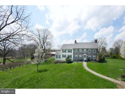 Bucks County Single Family Home For Sale