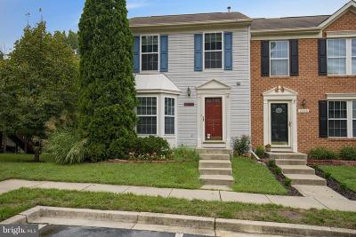 Odenton Townhouse For Sale: 2616 Summer Breeze Court