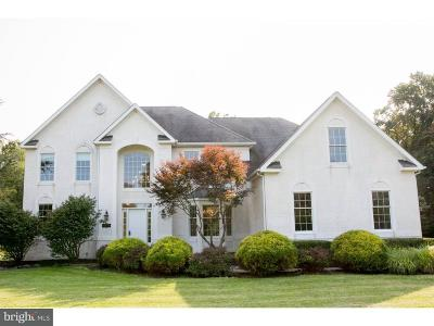 Doylestown Single Family Home For Sale: 4370 Bergstrom Road