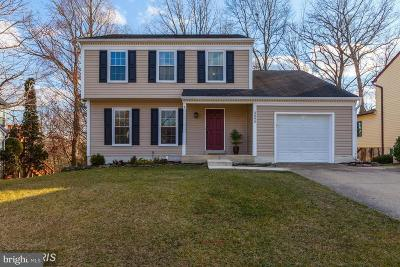 Silver Spring Single Family Home For Sale: 3095 Schubert Drive
