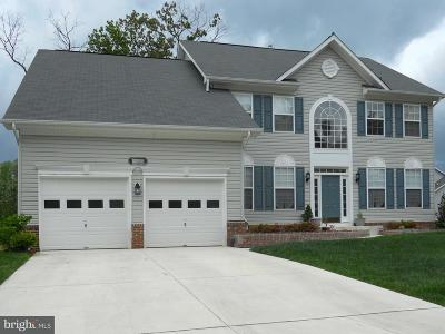White Plains Single Family Home For Sale: 7385 Tottenham Drive