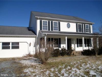 Caroline County Single Family Home For Sale: 318 Bee Tree Road