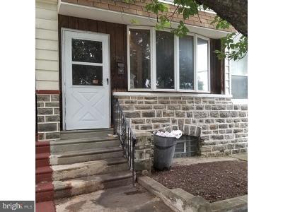 Philadelphia County Townhouse For Sale: 5162 Saul Street