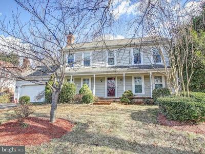 Burke Single Family Home For Sale: 5428 Rilian Court