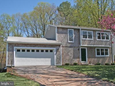 Derwood Single Family Home For Sale: 7804 Miller Fall Road
