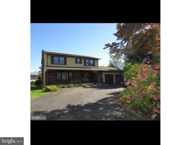 Hamilton Single Family Home Under Contract: 2044 Yardville Hamilton Sq Road