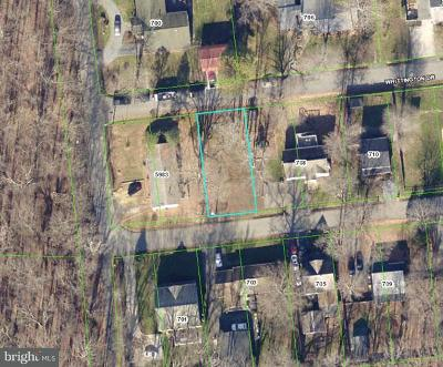Anne Arundel County Residential Lots & Land For Sale: 704 Tyler Point Road