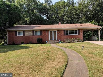 Baltimore Single Family Home For Sale: 3206 Timberfield Lane