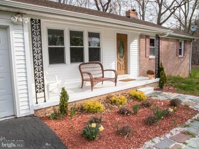 Havre De Grace Single Family Home For Sale: 2301 Manor Circle