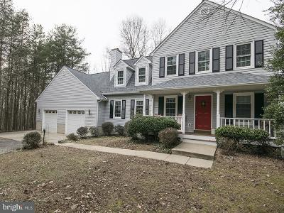 Spotsylvania Single Family Home For Sale: 3500 Saddlebrooke Drive