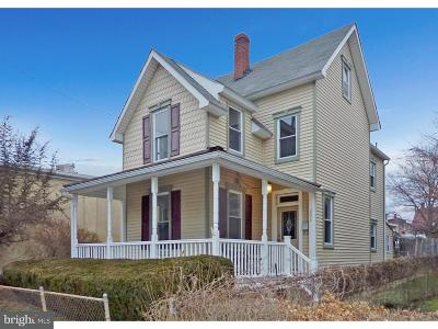 Jenkintown Single Family Home For Sale: 206 Cedar Street