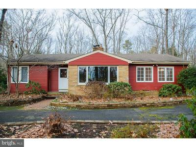 Shamong Twp Single Family Home For Sale: 318 Indian Mills Road