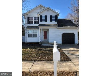 Glassboro Single Family Home For Sale: 715 Elmhurst Place