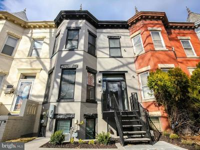 Bloomigdale, Bloomingdale Townhouse For Sale: 151 Rhode Island Avenue NW