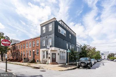 Baltimore MD Townhouse For Sale: $524,900