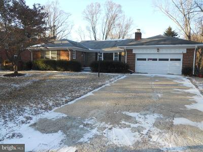 Silver Spring Single Family Home For Sale: 1020 Tanley Road