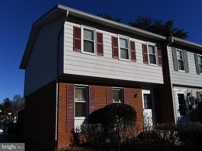 Silver Spring Townhouse Under Contract: 14321 Astrodome Drive #11