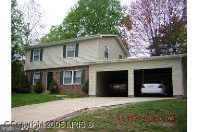Capitol Heights Single Family Home Under Contract: 7204 Walker Mill Road