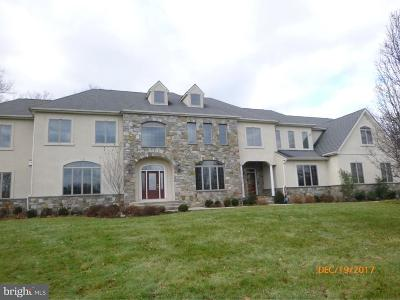 Bucks County Single Family Home For Sale: 1 Bryce Lane