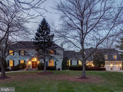 Bethesda Single Family Home For Sale: 8911 Saunders Lane