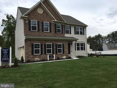 Baltimore Single Family Home For Sale: 4119 Baker Lane