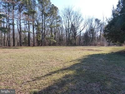 Denton Residential Lots & Land For Sale: Choptank Boulevard
