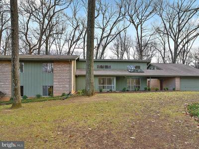 Oakton Single Family Home Active Under Contract: 11703 Vale Road