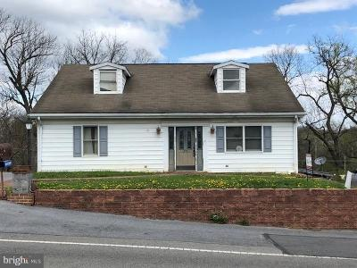 Hagerstown Single Family Home For Sale: 35 S Colonial Drive