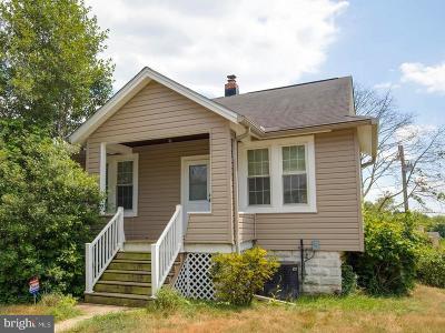 Single Family Home For Sale: 2801 Hemlock Avenue