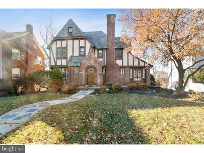 Trenton Single Family Home For Sale: 919 Bellevue Avenue