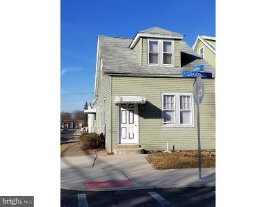 Trenton NJ Multi Family Home For Sale: $250,000