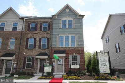 Hanover Townhouse For Sale: 2925 Glendale Avenue