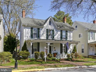 Saint Michaels Single Family Home For Sale: 111 Chestnut Street W