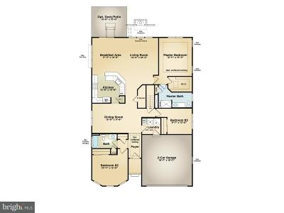 Magnolia Single Family Home For Sale: 00d Thomas More Drive