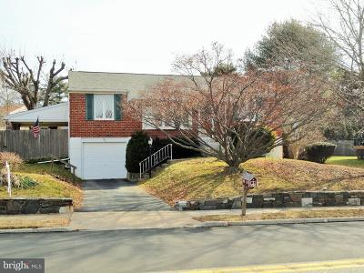 Conshohocken Single Family Home For Sale: 41 Cedar Grove Road