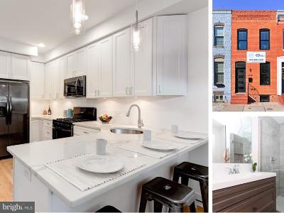 Baltimore MD Townhouse For Sale: $449,000