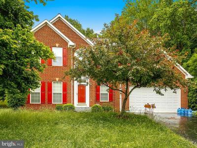 Accokeek Single Family Home Under Contract: 1101 Strausberg Street