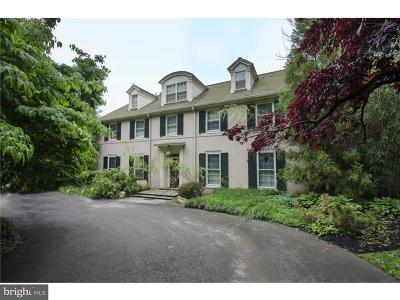 Haverford Single Family Home For Sale: 23 College Avenue