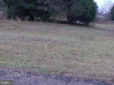 Calvert County, Saint Marys County, Charles County Residential Lots & Land For Sale: Meadow Drive