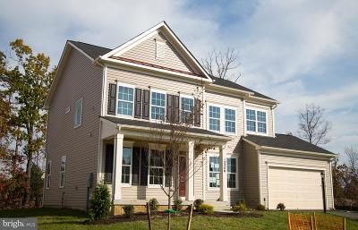 Bristow VA Single Family Home For Sale: $599,990